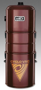 Cyclovac HD Dry Interceptor, 7.4 gallon capacity